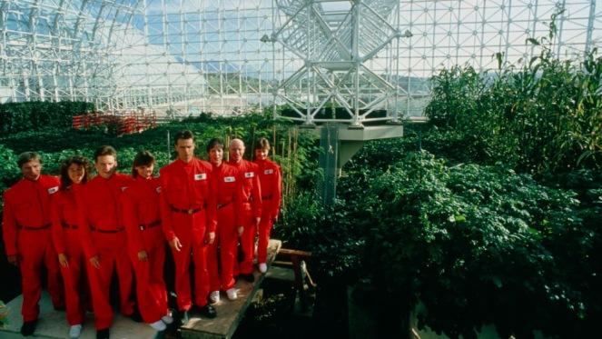 Spaceship Earth — Still 1